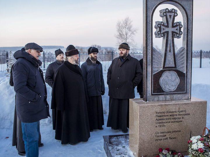10 декабря 2018 г. Посещение кемеровских храмов и музея-заповедника «Красная Горка»