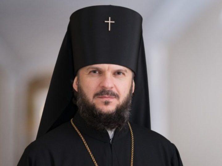 Ректор Московской духовной академии поздравил кузбассовцев с 25-летием Кемеровской епархии