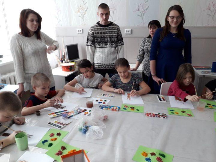 Представители православного молодёжного клуба Новокузнецка провели занятие в городском детском доме