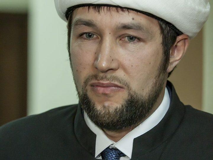 Представитель Духовного управления мусульман Кемеровской области поздравил главу Кузбасской митрополии с юбилеем Кемеровской епархии