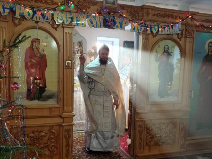 Престольный праздник отметил храм посёлка Шишино Мариинской епархии