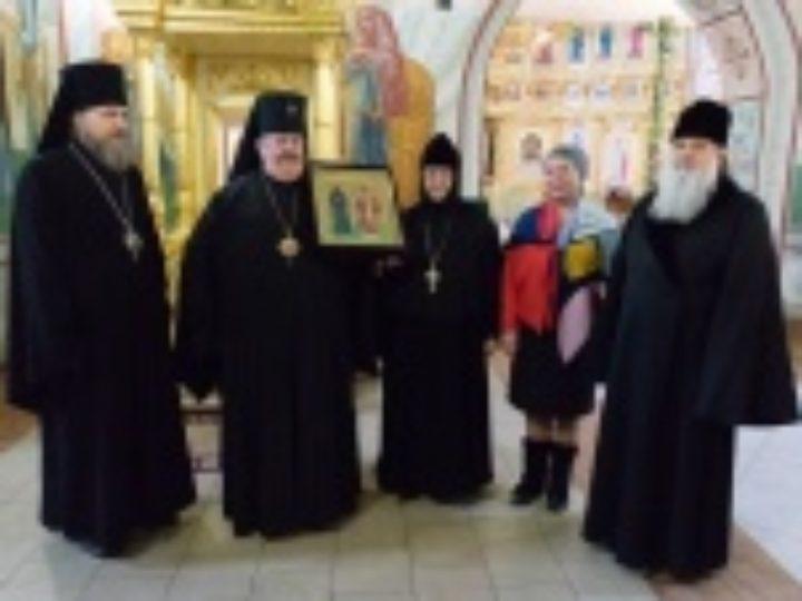 Делегация Польской Православной Церкви посетила Спасо-Влахернский монастырь в Подмосковье