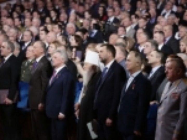 Патриарший наместник Московской епархии принял участие в торжественном вечере по случаю 30-летия вывода советских войск из Афганистана