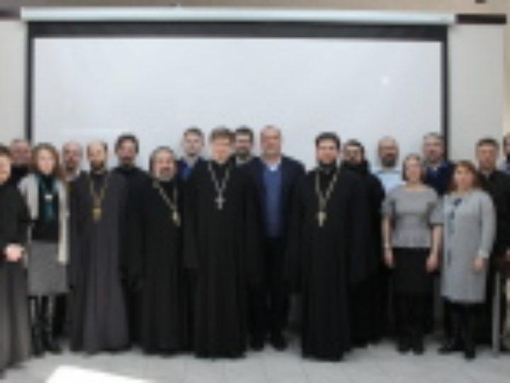 В Синодальном отделе по делам молодежи состоялось первое заседание Экспертного совета по работе с подростками