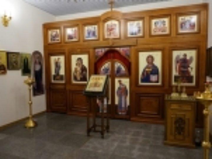 В аэропорту Шереметьево вновь открылась часовня Архангела Михаила