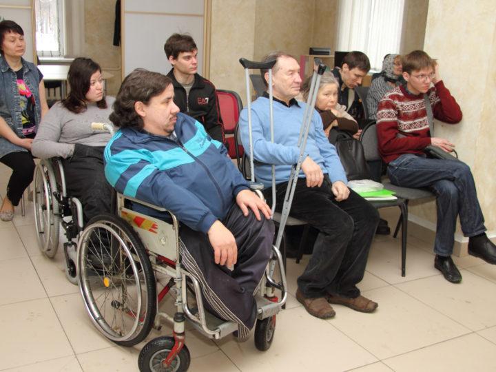 Православную гостиную теперь могут посещать и люди с ограниченными возможностями