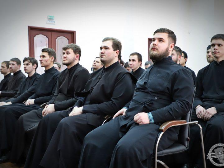 7 февраля 2019 г. в Кузбасской семинарии прошла научно-практическая конференция