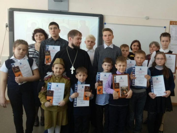 В Ленинске-Кузнецком прошли молодёжные Сретенские встречи