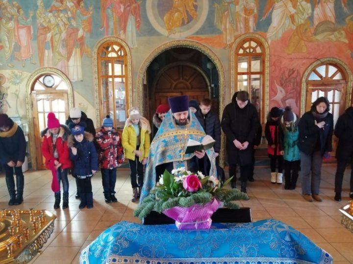 В Мариинске отметили День православной молодёжи