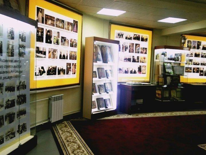 Паломническая служба Кузбасской митрополии приглашает на экскурсию по Знаменскому собору