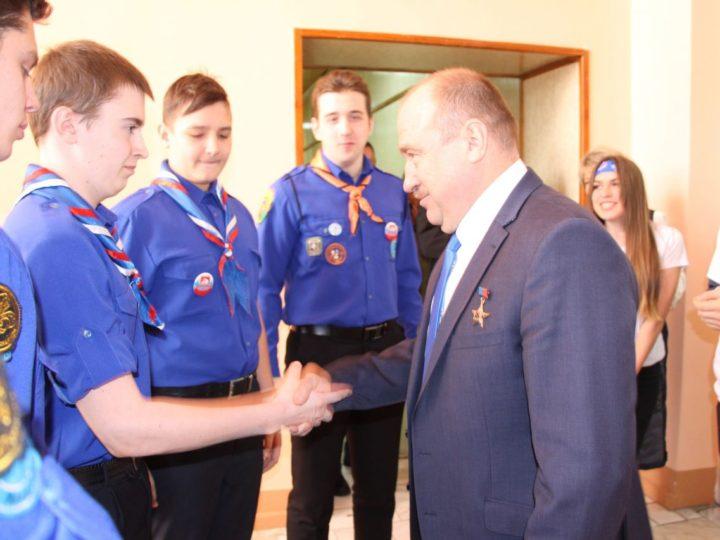 Отряд Братства православных следопытов из Темиртау принял участие в слёте «ВОТ – здорово!»