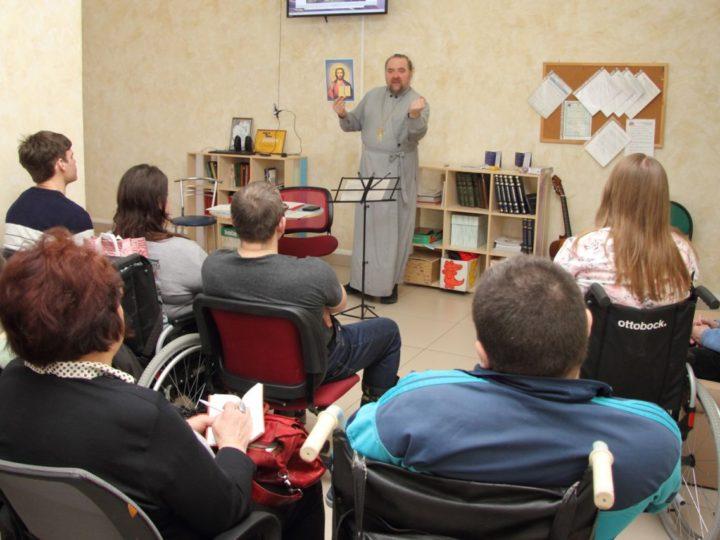 Встречи в Православной гостиной на Святой Четыредесятнице