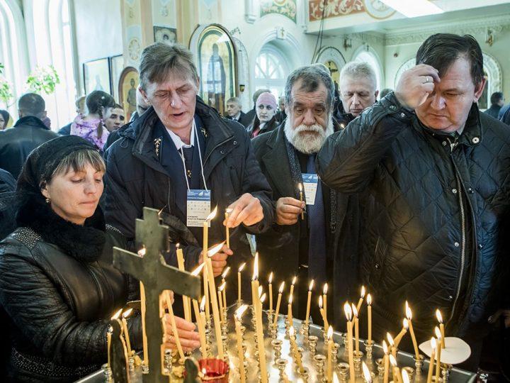 19 марта 2019 г. Сороковой день после гибели шахтеров в Междуреченске и Ленинске-Кузнецком