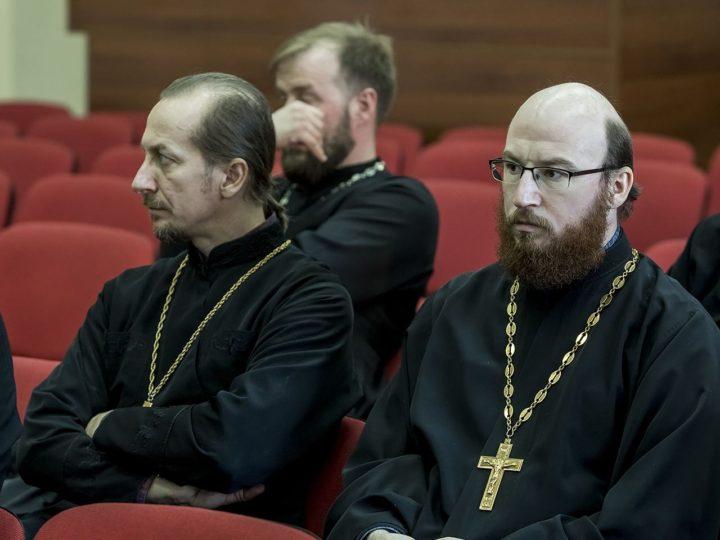21 марта 2019 г. Заседание Епархиального совета в Кемерове
