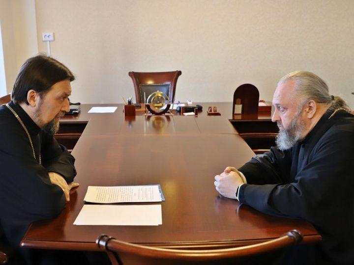 Учебный комитет РПЦ провёл плановую проверку Кузбасской духовной школы