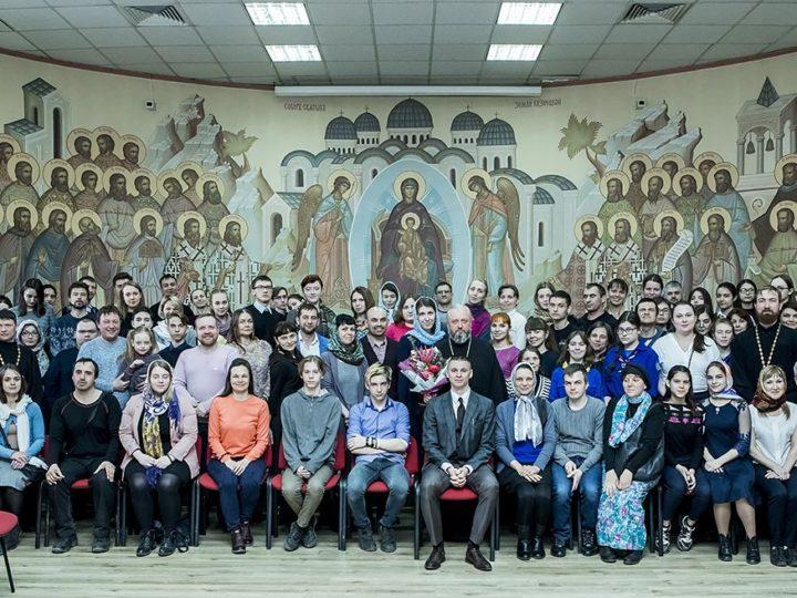 Глава Кузбасской митрополии встретился с православной молодёжью