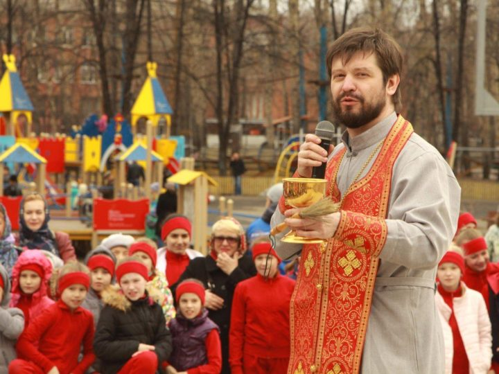 В парке имени Веры Волошиной Кемерова пройдёт праздник, посвящённый Воскресению Христову