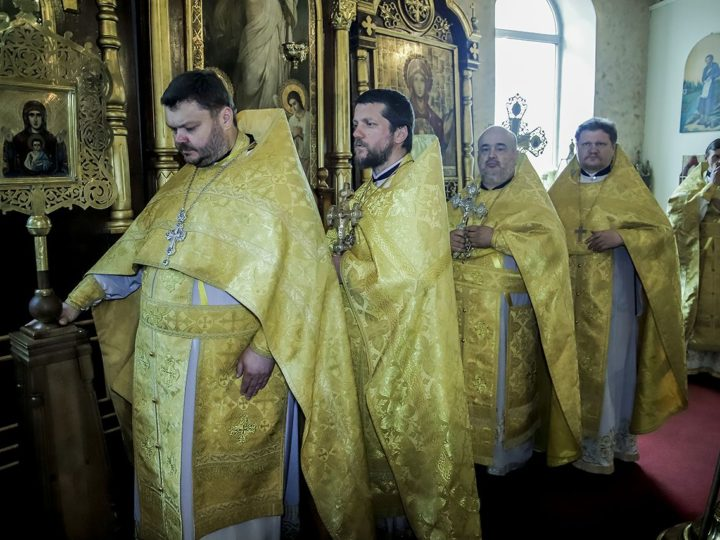 22 мая 2019 г. Престольный праздник Никольского собора в Кемерове