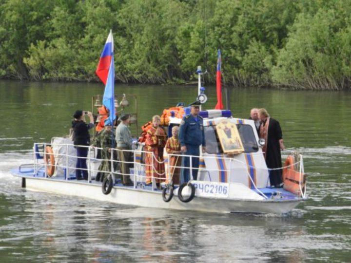 По реке Томь пройдёт ежегодный крестный ход-сплав