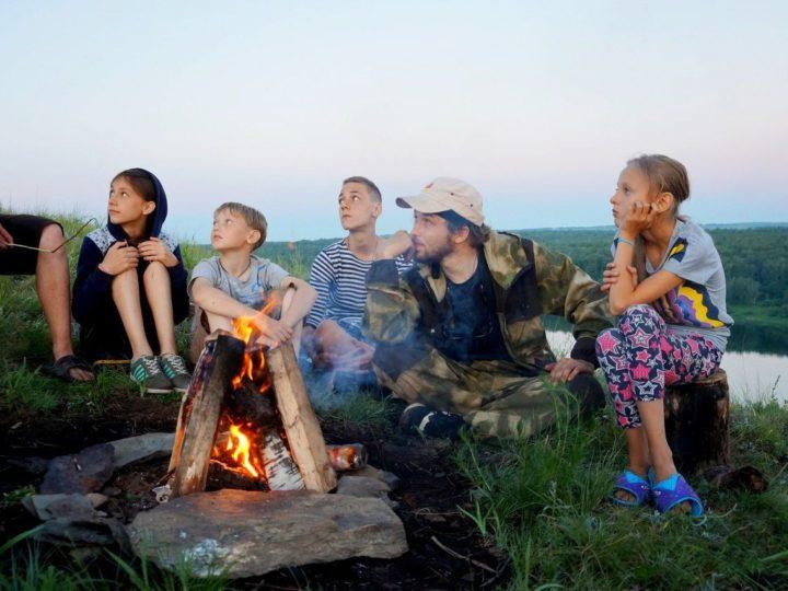 В Мариинской епархии пройдёт летний православный палаточный лагерь