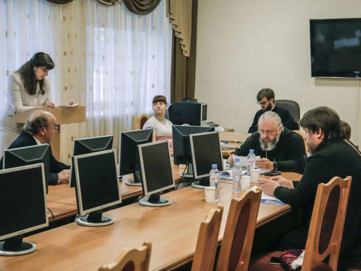 На факультете религиоведения и теологии КемГИК состоялся государственный экзамен