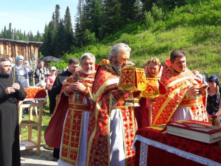 22 июня состоится ежегодный крестный ход на 517-й километр