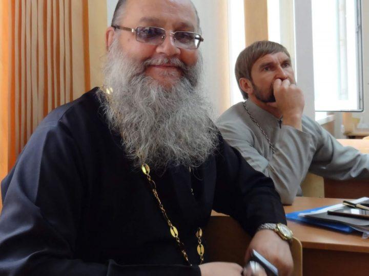 В областном центре состоялось собрание руководителей отделений Православных богословских курсов Кемеровской епархии