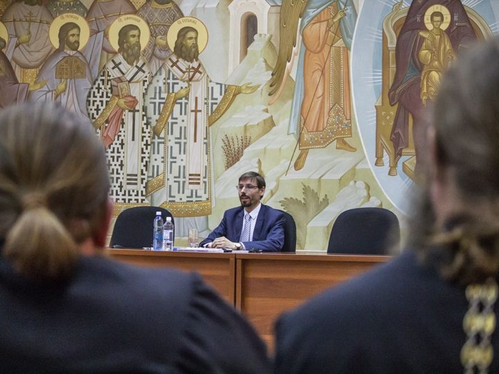 Директор московского центра «Приходская история» провёл мастер-класс для представителей православных приходов Кемеровской митрополии