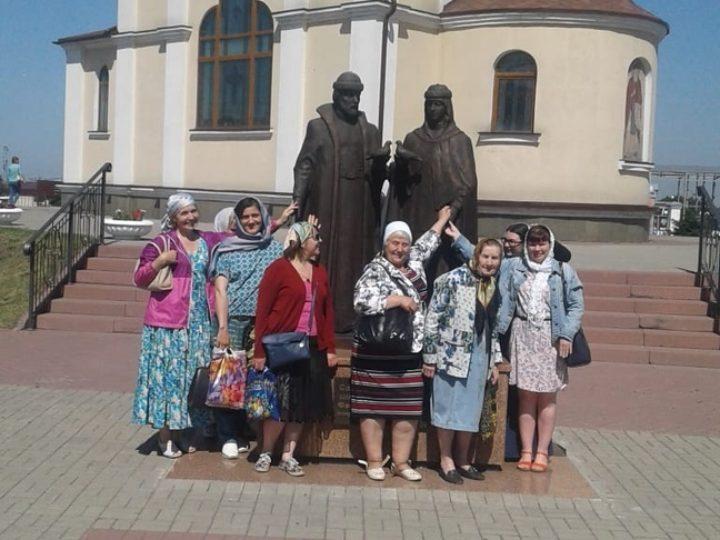 Кемеровские паломники посетили святыни Ленинска-Кузнецкого