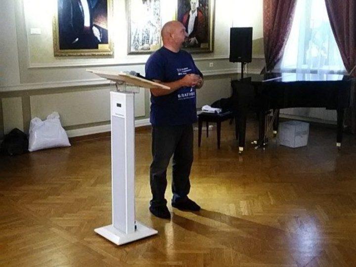 Кемеровский звонарь принял участие в конференции по возрождению и сохранению традиций колокольного звона