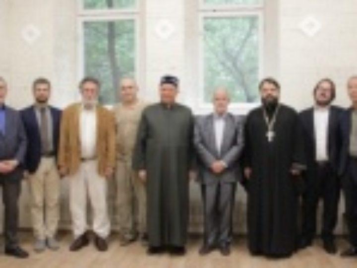 Представитель ОВЦС принял участие в круглом столе, посвященном международным исламским организациям