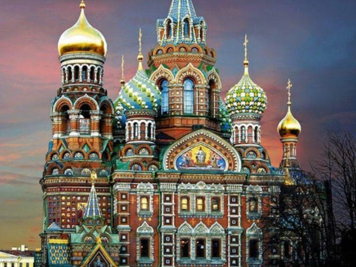 В паломничество — по святым местам Санкт-Петербурга!