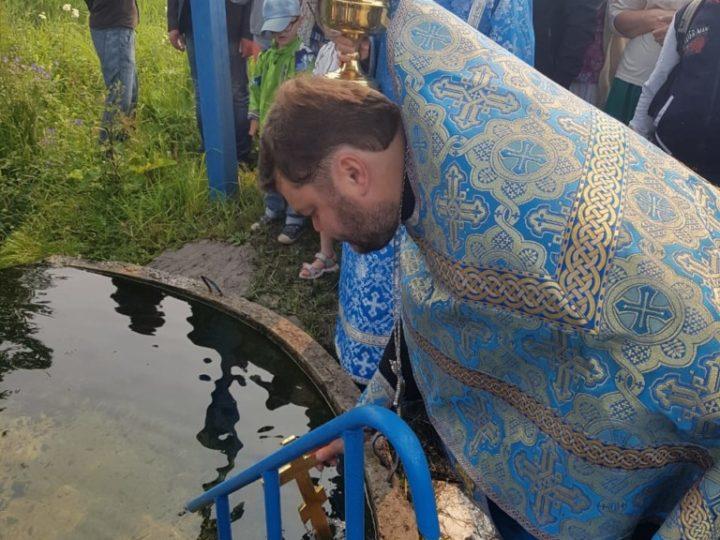 Престольное торжество в храме «Казанской» иконы Божией Матери в Кемерове