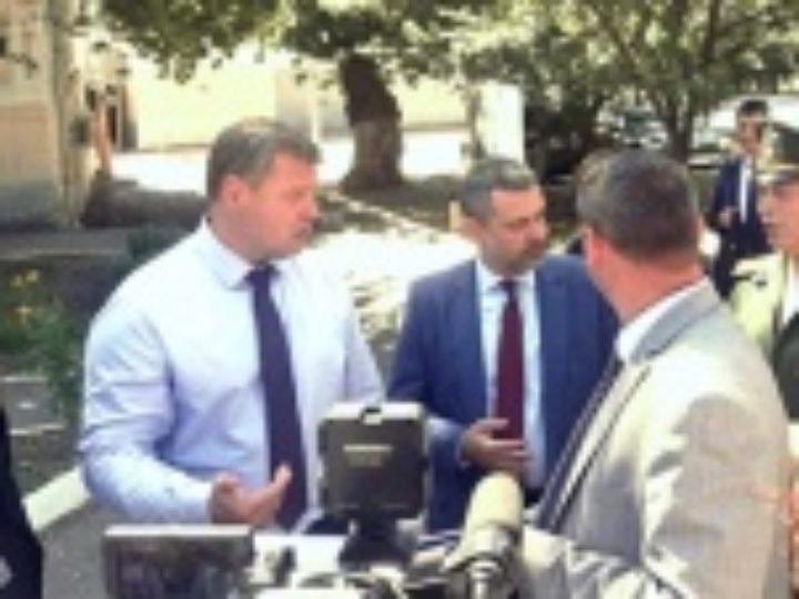 Председатель Синодального отдела по взаимоотношениям Церкви с обществом и СМИ посетил с рабочим визитом Астраханскую область