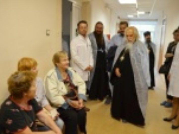 Председатель Синодального отдела по благотворительности посетил Шуйскую епархию