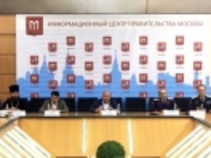 При участии Синодального комитета по взаимодействию с казачеством в столице пройдет IX Международный фестиваль «Казачья станица Москва»
