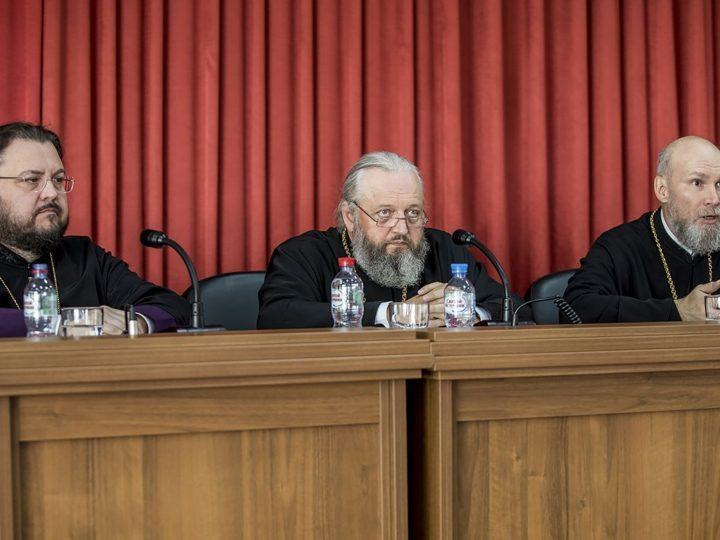 В Кузбасской семинарии прошло общее собрание
