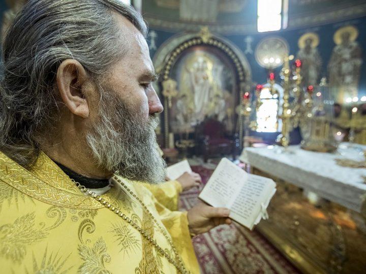 25 августа 2019 г. Чествование собора Кемеровских святых