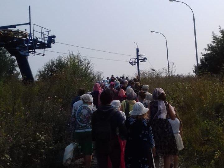 В Кемерове состоялся Общегородской крестный ход