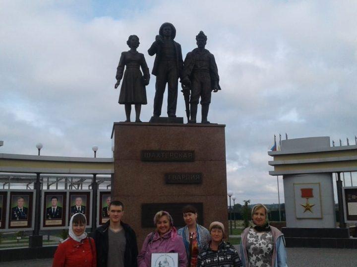 Кемеровские паломники побывали в Ленинске-Кузнецком