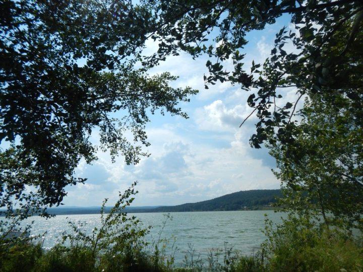 Православные следопыты совершили сплав по озеру Берчикуль