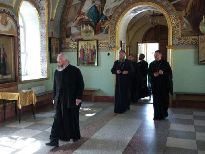 13 сентября 2019: Митрополит Аристарх продолжил ознакомительную поездку по городам Приднестровья