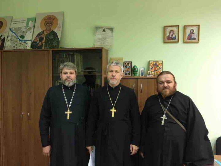 Экспертный совет Кузбасской митрополии принял участие в XXI Иоанновских чтениях