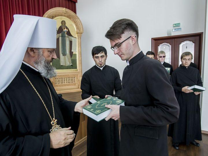 1 сентября 2019 г. Начало нового учебного года в Кузбасской православной духовной семинарии