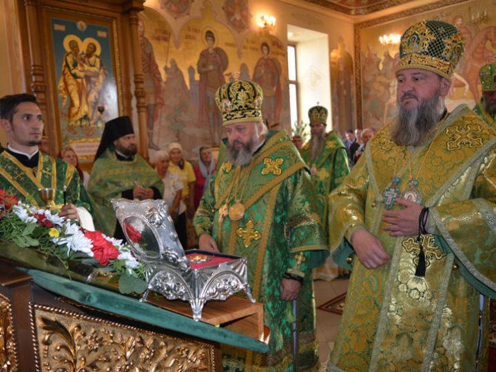 Глава Кузбасской митрополии сослужил Предстоятелю Православной Церкви Молдовы