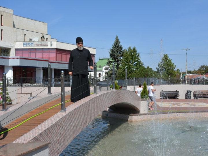 11 сентября 2019: Митрополит Аристарх прибыл в Молдавию на празднование годовщины архиерейской хиротонии архиепископа Тираспольского