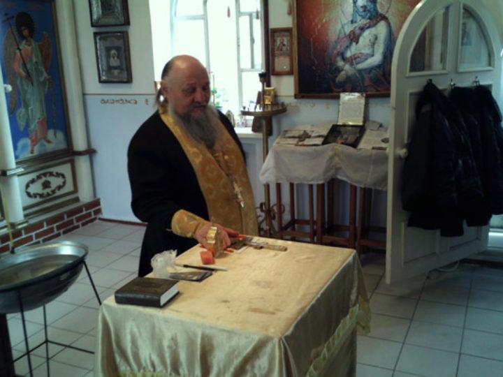 Новая группа осуждённых начала учёбу на Православных богословских курсах