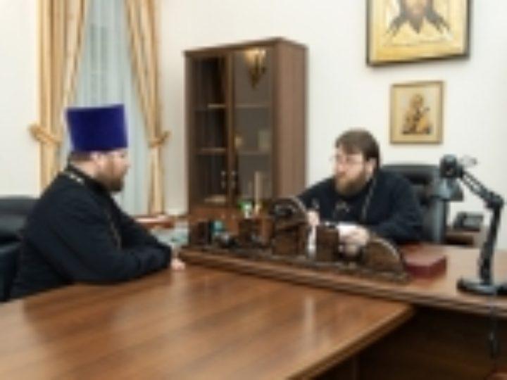Назначен новый руководитель Службы имущественных отношений Русской Православной Церкви