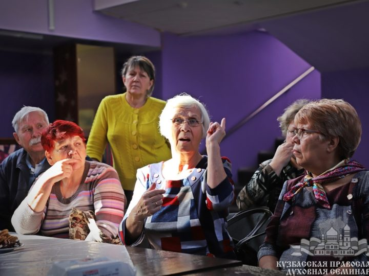 Семинаристы посетили Новокузнецкое общество глухих
