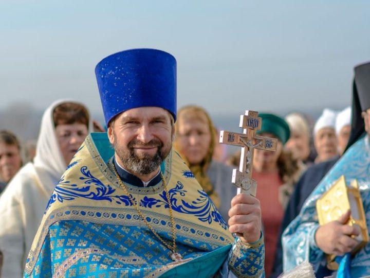 Престольные торжества в селе Горскино